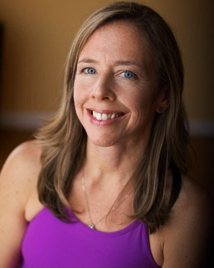 Yoga Teacher Brandy Erazo