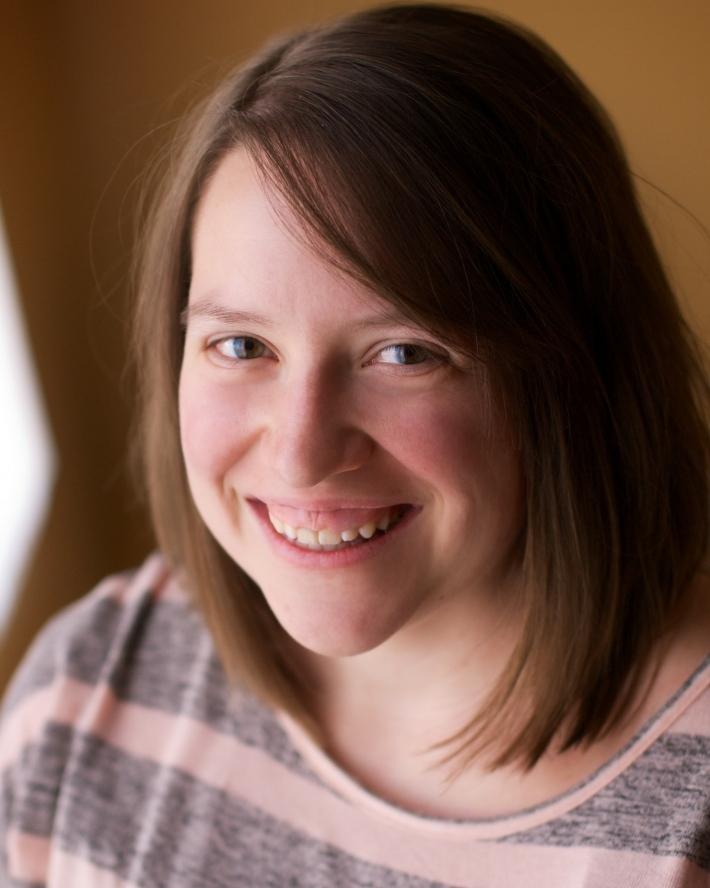 Yoga Teacher and Massage Therapist Melissa Brown