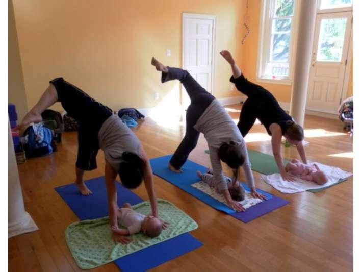 Postnatal Yoga Teacher Training Day Yoga Studio