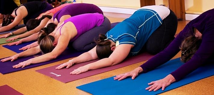Dayton Hot Yoga Classes