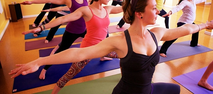 Dayton Vinyasa Yoga